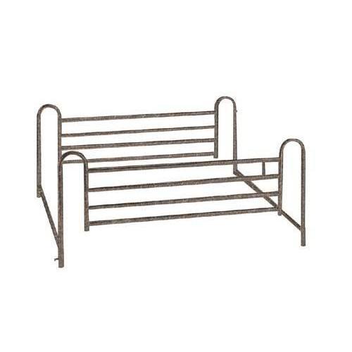Full Length Hospital Bed Rails (Pair)