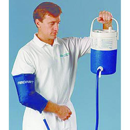 Aircast Cryo System Elbow & Cooler