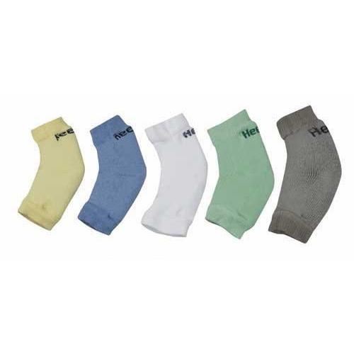 Heelbo Heel/Elbow Protectors Yellow/Sm fits to 16  cir.(pr)
