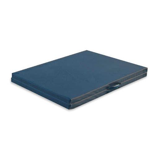 Exercise Mat W/Handles Center Folding 2'x6'x1-5/8