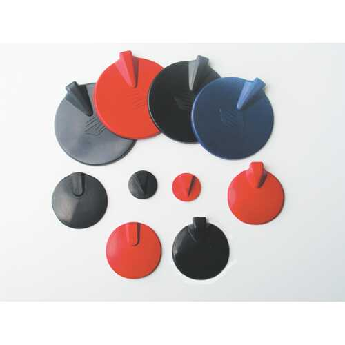 Active Electrode 2  Diameter Black