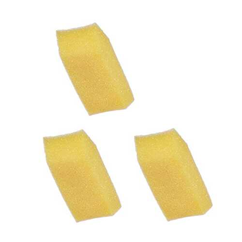 Replacement Sponges for Item # 3142  PK/3