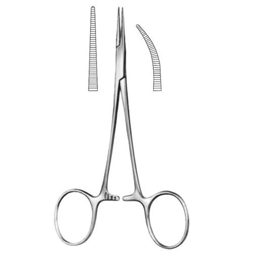 Halsted-Mosquito Forceps- 5  Straight