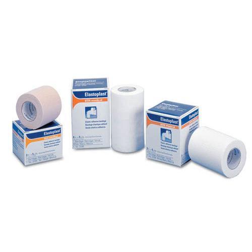 Elastoplast Elastic Bandage White 4  X 5 Yds (Tensoplast)