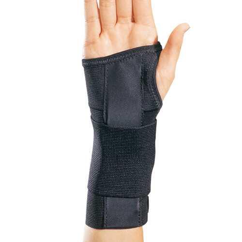 Elastic Stablilzing Wrist Brace  Right  X-Small 4.5-5.5