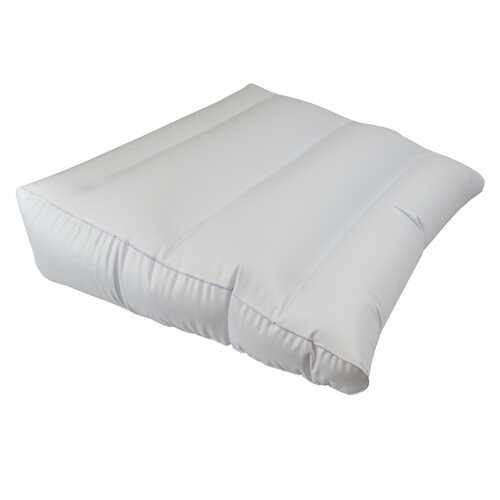 Inflatable Bed Wedge w/Cover & Pump  8