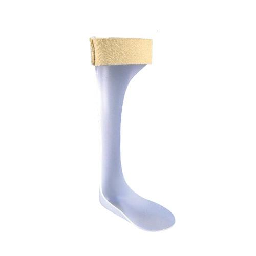 Semi-Solid Ankle Foot Orthosis Drop Foot Brace Large Right