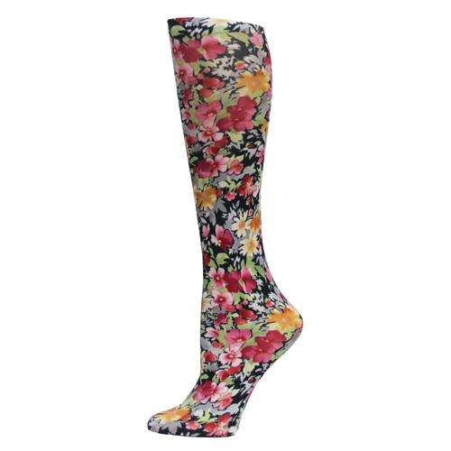Blue Jay Fashion Socks (pr) Raspberry Hill 15-20mmHg