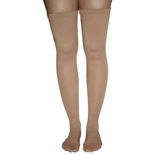 Firm Surg Weight Stkngs  Large 20-30mmHg Thigh Garter Top  CT