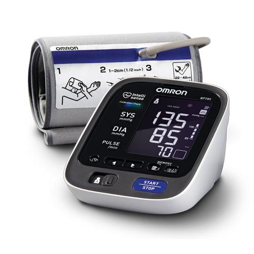 Intellisense BP  10 Series  Unit  Omron + Bluetooth Smart