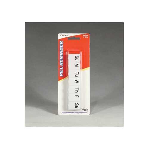 Pill Box 7-Day Small
