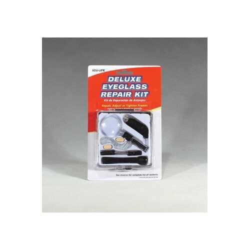Deluxe Eyeglass Repair Kit