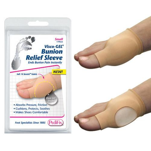 Bunion Relief Sleeve Small