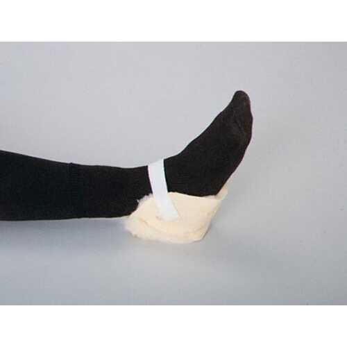 Heel Protector With Synthetic Sheepskin (pair)  Universal