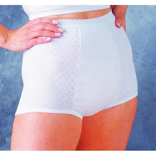 HealthDri Ladies Cotton Panties  Size 10  Heavy-Duty