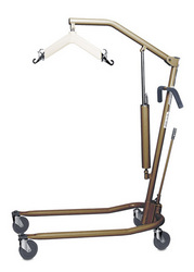 Category: Dropship Medical, SKU #1329A, Title: Patient Lift  Hydraulic