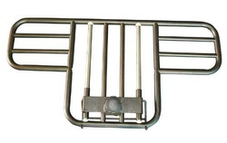 Half-Length Bed Rails No-Gap Style (Pair)