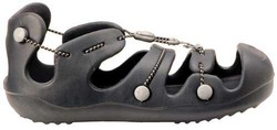 Body Armor Cast Shoe  Large