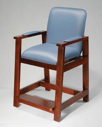 Category: Dropship Miscellaneous, SKU #17100, Title: Hip-High Chair-Wooden
