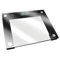 Talking X-Wide Glass Scale 550# Wt. Cap.
