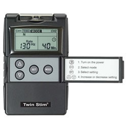 Twin Stim TENS and EMS Combo