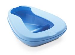 Bed Pan Blue Autoclavable