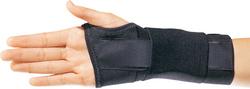 Elastic Stabilizing Wrist Brace  Left  Medium  6.5 -7.5