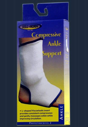 Compressive Ankle Support Extra Large  10  - 11
