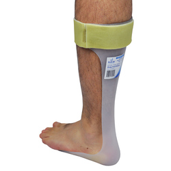 Drop Foot Brace  Left Medium fits sizes M6 - 10/F8 - 11