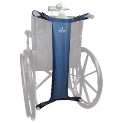 Wheelchair Oxygen Cylinder Bag  Navy by Blue Jay