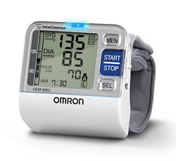 Wrist Blood Pressure  Monitor  7 Series  Omron