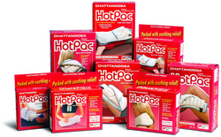 Hydrocollator Heat Pack - Half Size  5  x 12