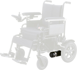 Category: Dropship Medical, SKU #CP8050L, Title: Left Motor only for Cirrus Plus Power Wheelchair