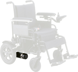 Category: Dropship Medical, SKU #CP8050R, Title: Right Motor only for Cirrus Plus Power Wheelchair