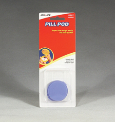 Pill Pod-Daily  (Round)