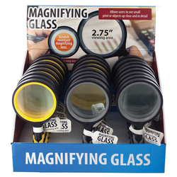 Magnifying Glass Countertop Display  Bx/24