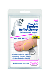 Bunion Relief Sleeve Large