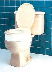 Raised Toilet Seat Elongated