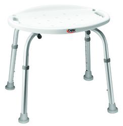 Bath & Shower Seat w/o Back Adjustable  Carex(Non-retail)