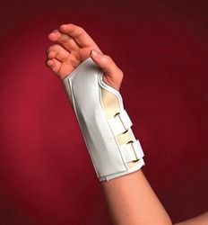 Cock-Up Wrist Splint Right Medium Sportaid