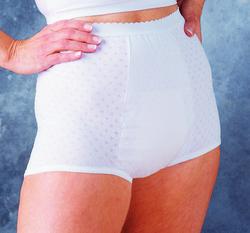 HealthDri Ladies Cotton Panties  Size 6 Heavy Duty