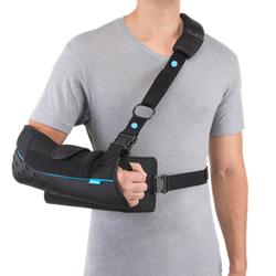 Form Fit Shoulder Brace with Abduction  Regular
