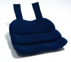 Obus Contoured Seat Cushion Navy  (Bagged)