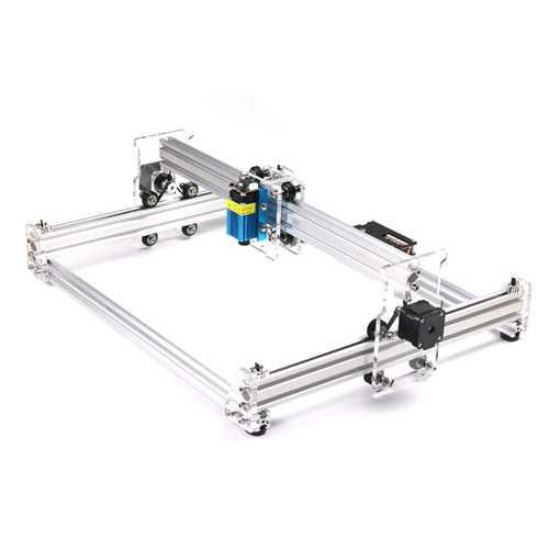 EleksMaker® EleksLaser-A3 Pro 500mW Laser Engraving Machine CNC Laser Printer