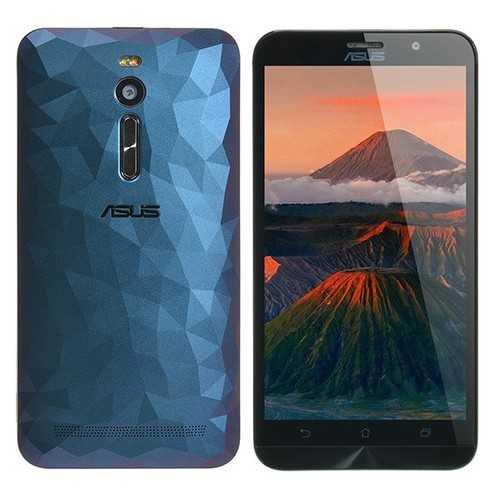 ASUS ZenFone 2 Deluxe ZE551ML 5.5 Inch 2GB RAM 16GB ROM 64Bit Intel Z3560 1.8GHz 4G Smartphone
