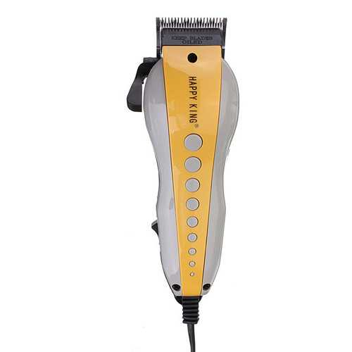 Pro Electric Men's Kid Hair Clipper Cutting Trimmer Grooming Shaver Kit