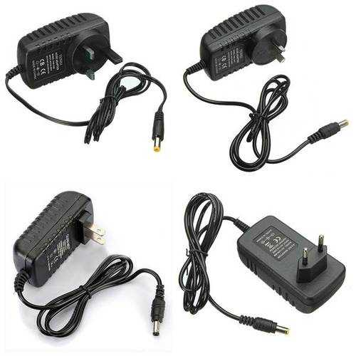 AC100-240V Converter Adapter To 2A 24W Power Supply For LED Strip