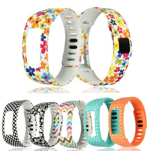 Colorful Replacement Wrist Band Strap With Clasp For Garmin Vivofit Smart Bracelet