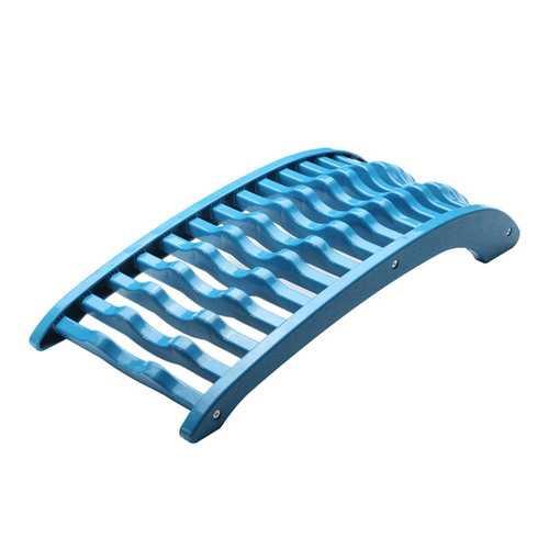 Back Stretcher Massage Tool Cervical Vertebra Neck Relief Massager Fatigue Pain Home Office