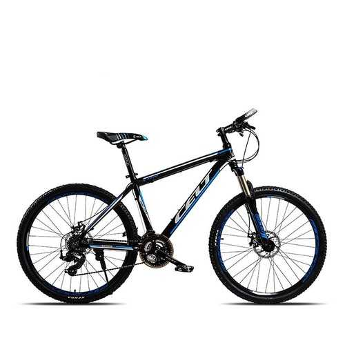 26 Inch Mountain Bike Bicycle 24 Speed Oil Disc Brake Aluminum Alloy Frame
